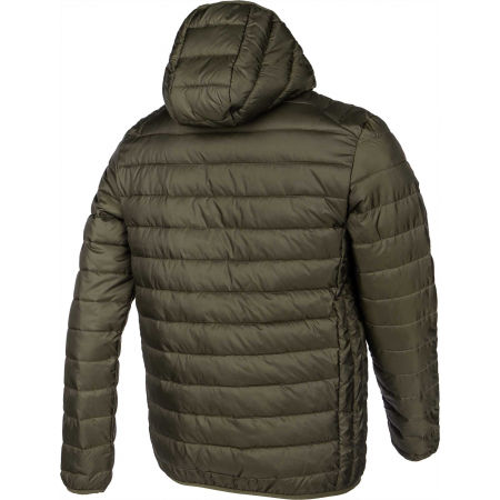 Men's quilted jacket - ELLESSE LOMBARDY PADDED JACKET - 3