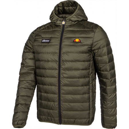 Men's quilted jacket - ELLESSE LOMBARDY PADDED JACKET - 2
