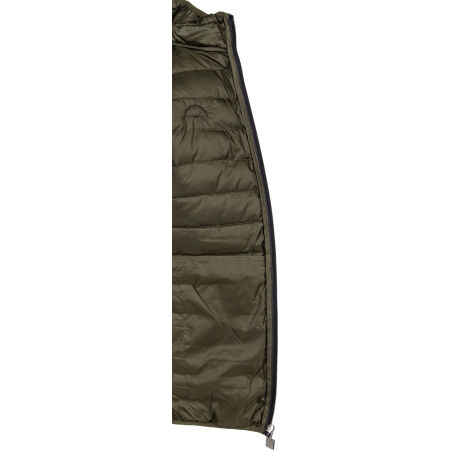 Men's quilted jacket - ELLESSE LOMBARDY PADDED JACKET - 5