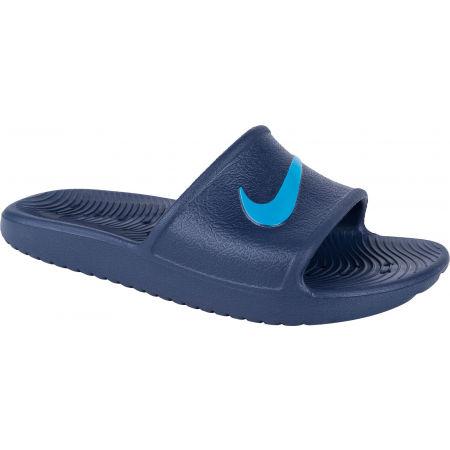 Nike KAWA SHOWER - Chlapecké pantofle