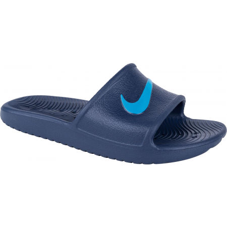 Nike KAWA SHOWER - Chlapčenské šľapky