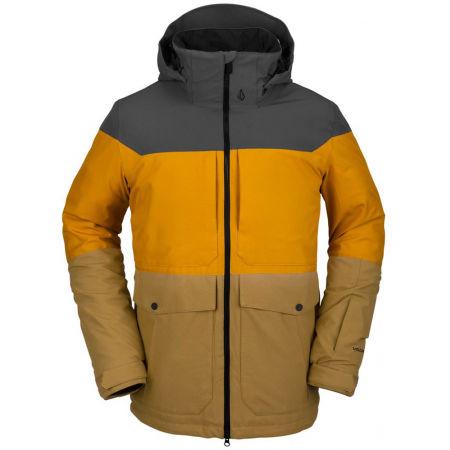 Pánská zimní bunda - Volcom TRI STAR INS