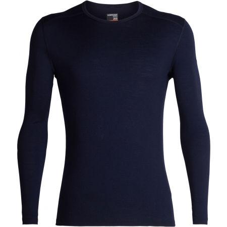 Icebreaker 200 OASIS LS CREWE - Мъжка функционална блуза