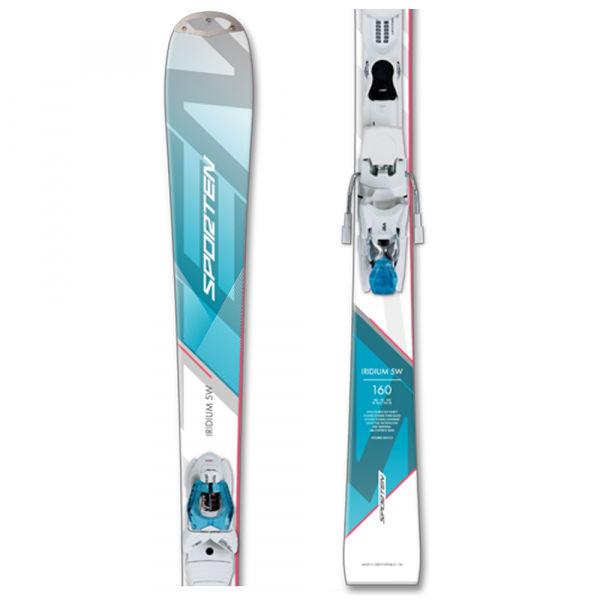 Sporten IRIDIUM 5 W  + VIST VSP 311  160 - Dámske zjazdové lyže