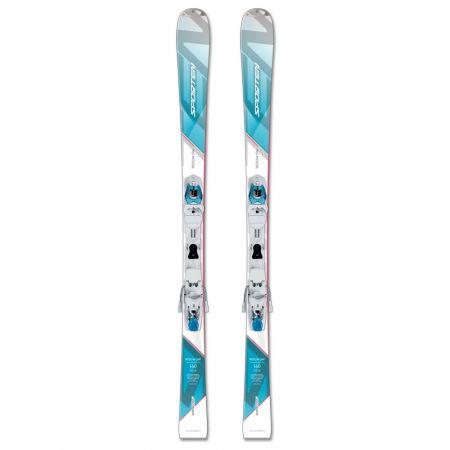 Dámské sjezdové lyže - Sporten IRIDIUM 5 W  + VIST VSP 311 - 2