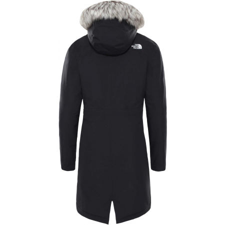 Women's recycled parka - The North Face WOMEN´S RECYCLED ZANECK PARKA - 2