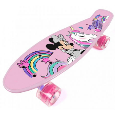 Disney MINNIE - Skateboard
