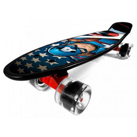 Skateboard - Disney CAPITAIN AMERIKA - 3