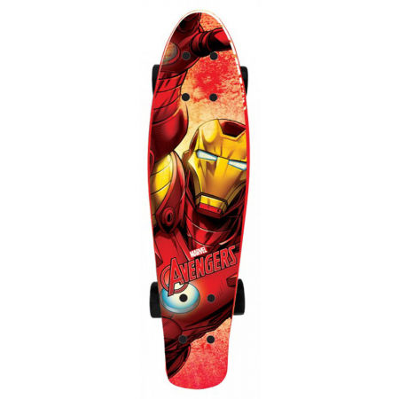 Skateboard - Disney IRON MAN - 2