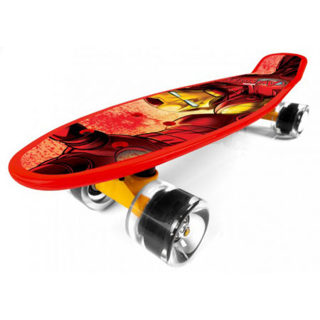 Skateboard - Disney IRON MAN - 3