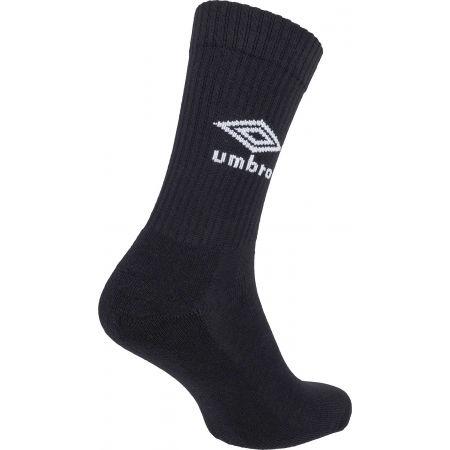 Ponožky - Umbro SPORTS SOCKS - 3 PACK - 3