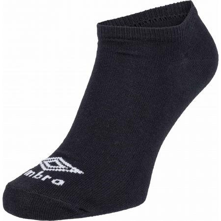Ponožky - Umbro NO SHOW LINER SOCK - 3 PACK - 2