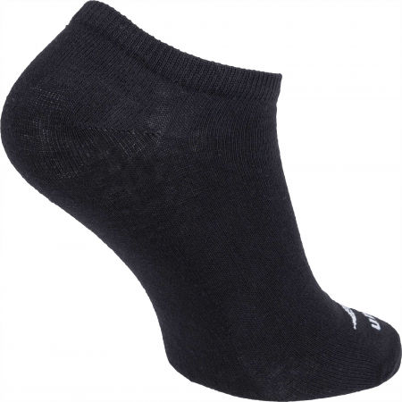 Ponožky - Umbro NO SHOW LINER SOCK - 3 PACK - 3