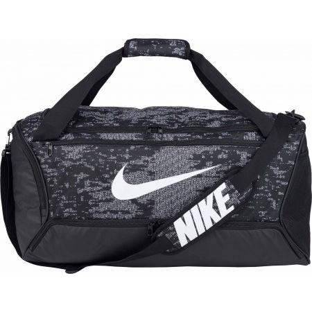 Nike BRASILIA M DUFF - 9.0 AOP - Torba sportowa
