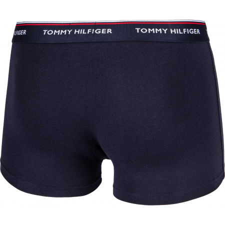 Men's boxer briefs - Tommy Hilfiger 3P WB TRUNK - 4