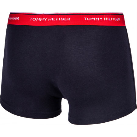 Men's boxer briefs - Tommy Hilfiger 3P WB TRUNK - 10