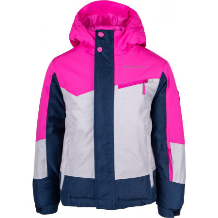 ALPINE PRO LUDIO - Girls' winter jacket