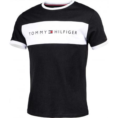 Herrenshirt - Tommy Hilfiger CN SS TEE LOGO FLAG - 2