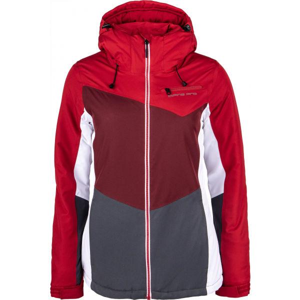 ALPINE PRO LUDIA - Dámska lyžiarska bunda