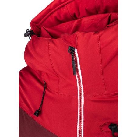 Women's ski jacket - ALPINE PRO LUDIA - 4