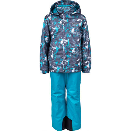 ALPINE PRO BORO - Children's ski set