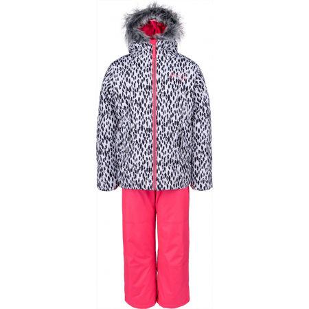 ALPINE PRO ULENO - Set de iarnă copii