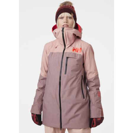 Dámská lyžařská bunda - Helly Hansen W WHITEWALL LIFALOFT JACKET - 3