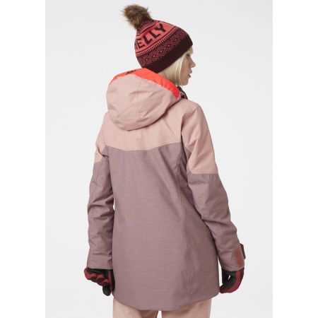 Dámská lyžařská bunda - Helly Hansen W WHITEWALL LIFALOFT JACKET - 4