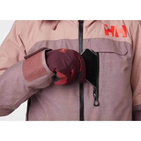 Dámská lyžařská bunda - Helly Hansen W WHITEWALL LIFALOFT JACKET - 6