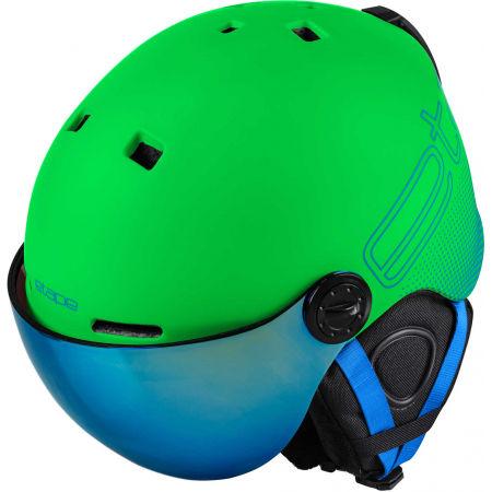 Children's ski helmet with a visor - Etape SPEEDY PRO - 5
