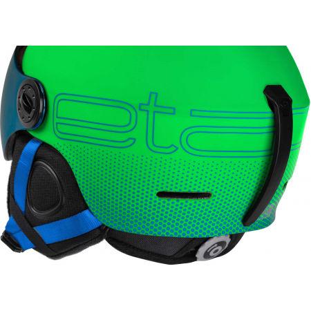 Children's ski helmet with a visor - Etape SPEEDY PRO - 6