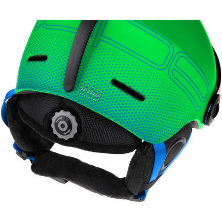 Children's ski helmet with a visor - Etape SPEEDY PRO - 2