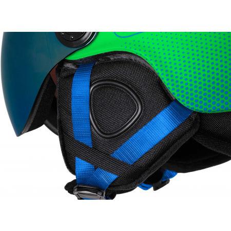 Children's ski helmet with a visor - Etape SPEEDY PRO - 3