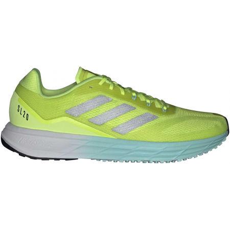 Pánská běžecká obuv - adidas SL20.2 M - 3