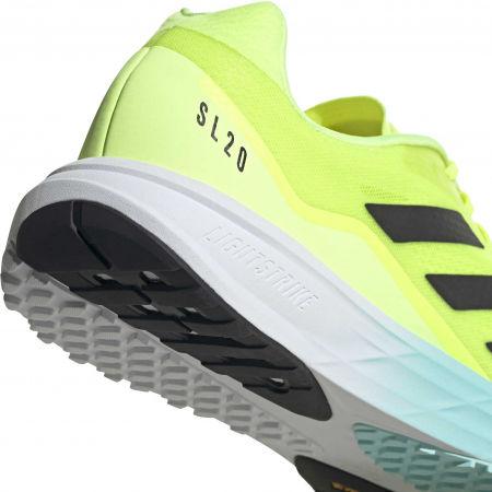 Pánská běžecká obuv - adidas SL20.2 M - 11