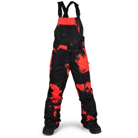 Детски ски панталон - Volcom BARKLEY BIB OVERALL - 1