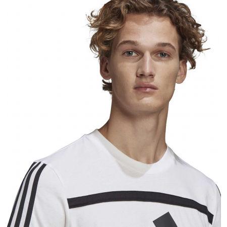 Pánské tričko - adidas CB TEE - 7