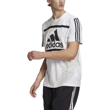 Pánské tričko - adidas CB TEE - 2