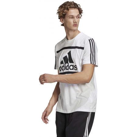 Pánské tričko - adidas CB TEE - 4