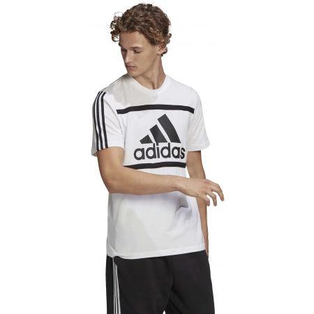 Pánské tričko - adidas CB TEE - 3