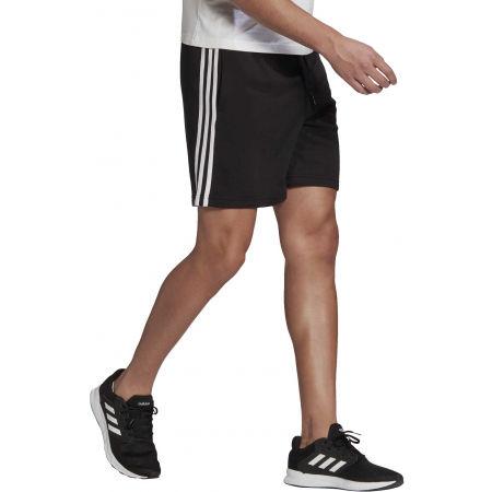 Șort bărbătesc - adidas 3S FT SHO - 2