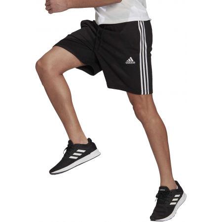 Șort bărbătesc - adidas 3S FT SHO - 4