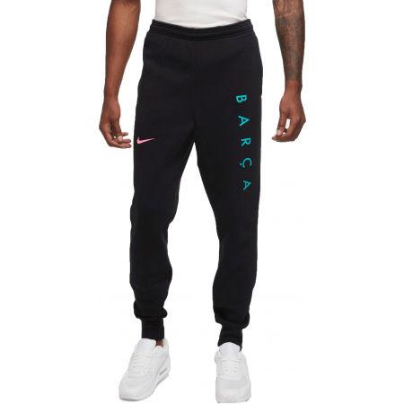 Nike FCB M NK GFA FLC PANT KZ CL - Pánské fotbalové kalhoty