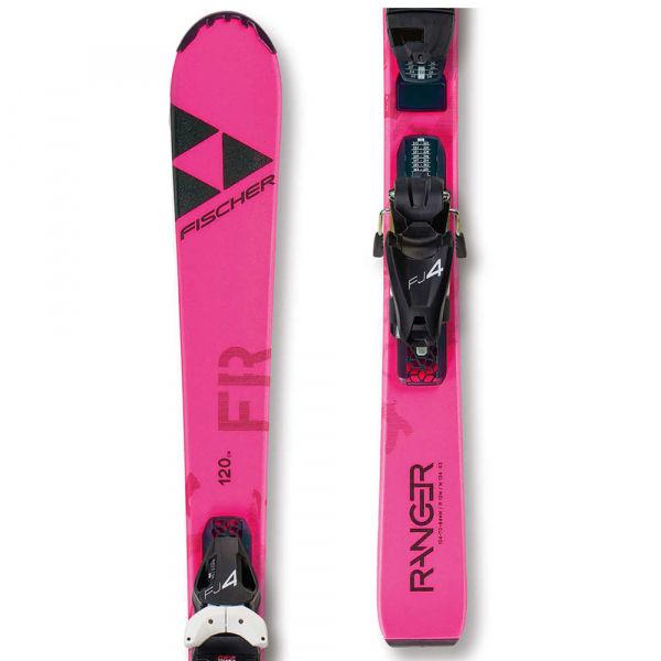 Fischer RANGER FR JR+FJ4 - Juniorské zjazdové lyže