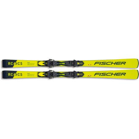 Downhill skis - Fischer RC4 RCS+Z11 - 2