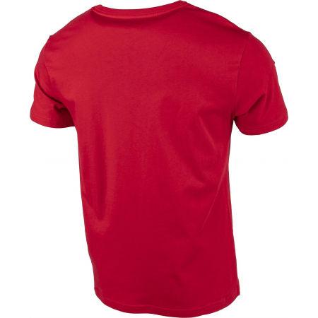 Pánské tričko - Tommy Hilfiger CN SS TEE LOGO - 3