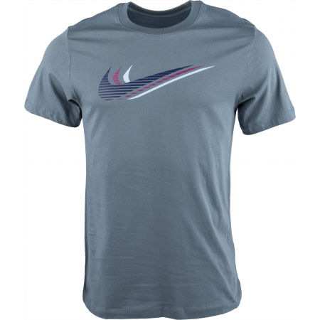 Men's T-Shirt - Nike NSW SS TEE SWOOSH M - 1