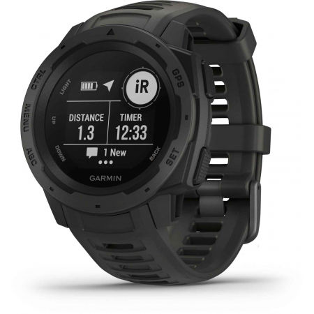 Спортен часовник - Garmin INSTINCT OPTIC - 1