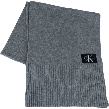 Men's scarf - Calvin Klein J BASIC MEN KNITTED - 2