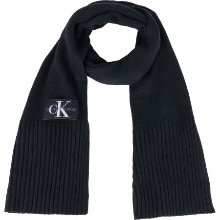 Férfi sál - Calvin Klein J BASIC MEN KNITTED - 1